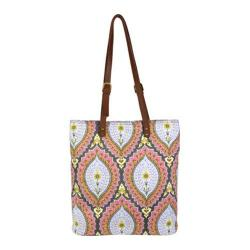 Women's Amy Butler Carmen Tote 2 Imperial Paisley Cosmos