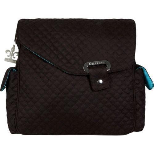 Women's Kalencom Ozz Diaper Bag Manhattan Black