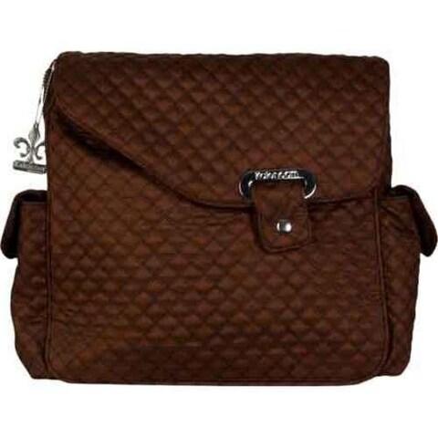 Women's Kalencom Ozz Diaper Bag Manhattan Chocolate