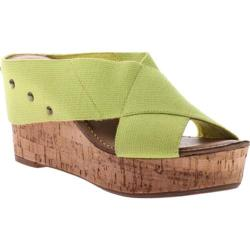Women's Madeline Adonis Lime