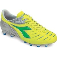 Women's Diadora Maracana L Yellow/Fluo/Lime/Royal