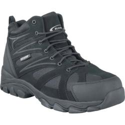 Knapp Men's Boots K5400 Black Leather/Mesh