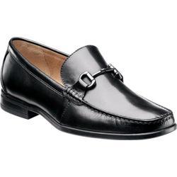 Men's Nunn Bush Glendale Bit Black Leather