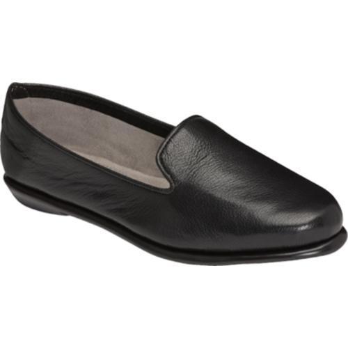 Women's Aerosoles Betunia Black Leather