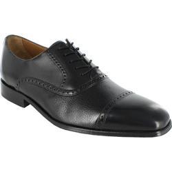 Men's Brass Boot Chauncey Black Deerskin/Smooth Leather