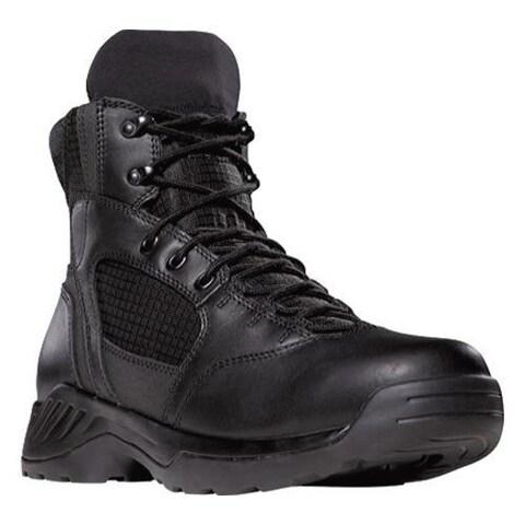 Men's Danner Kinetic GTX® 6in Black Full Grain Leather/Nylon