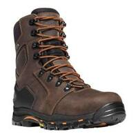 Men's Danner Vicious 8in Brown Leather