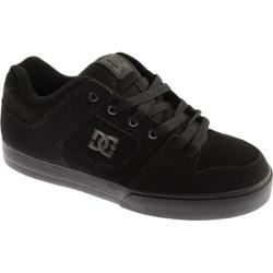 Men's DC Shoes Pure Black/Pirate Black