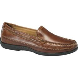 Men's Dockers Amalfi Tan Burnished Full Grain Leather