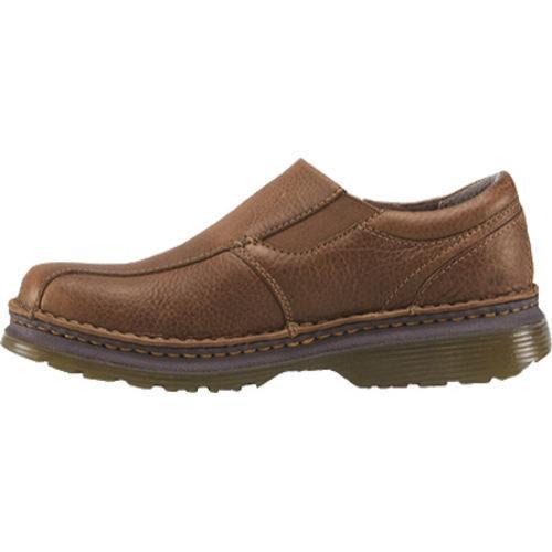 Shop Men S Dr Martens Tevin Slip On Shoe Tan Grizzly