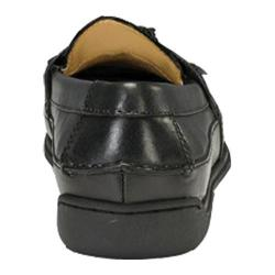 Men's Dockers Sinclair Black Soft Full Grain Leather