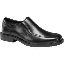 Men's Dockers Society Black Polished Leather