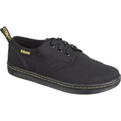 Women's Dr. Martens Soho 3 Eye Shoe Black Canvas
