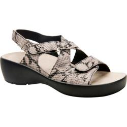 Women's Drew Abby Silver/Black Viper (More options available)