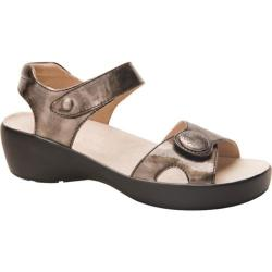 Women's Drew Andi Silver Marble Patent (More options available)