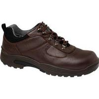 Men's Drew Boulder Brown Tumbled Leather