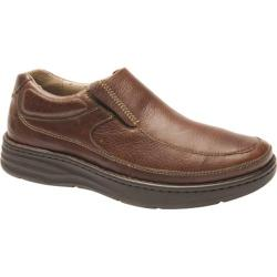 Men's Drew Bexley Brown Tumbled Leather