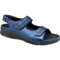 Women's Drew Dora Blue Croc