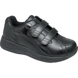Men's Drew Force V Black Leather