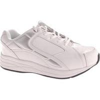 Women's Drew Motion White Leather