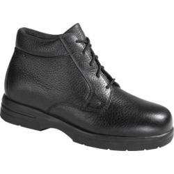 Men's Drew Tuscon Black Pebbled Leather