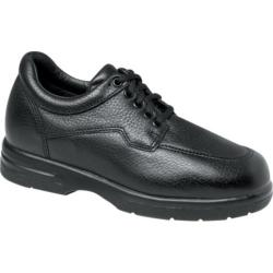 Men's Drew Walker II Black Pebbled Leather