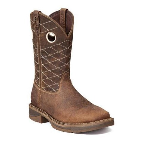 Men's Durango Boot DB4354 11in Workin' Rebel Nicotine/Chocolate
