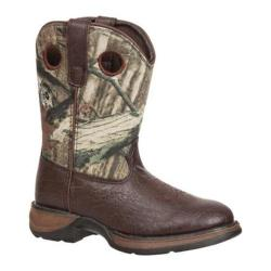 Boys' Durango Boot BT250 8in Lil' Durango Brown/MOBU Infinity (3 options available)