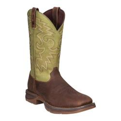 Men's Durango Boot DB5416 12in Rebel Pull-On Coffee/Cactus