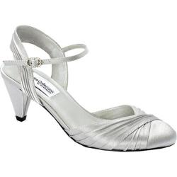 Women's Dyeables Alexis Silver Satin