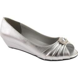 Women's Dyeables Anette Silver Metallic