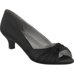 Women's Dyeables Becky Black Satin