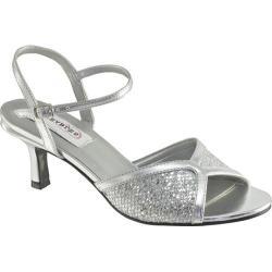 Women's Dyeables Dre Silver Glitter