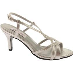 Women's Dyeables Elvira Silver Shimmer