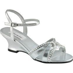 Women's Dyeables Peg Silver Metallic