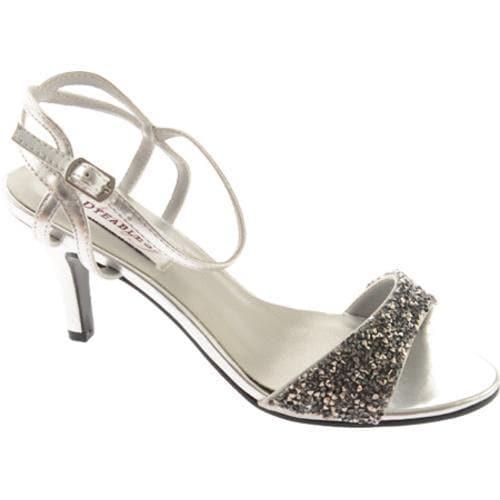 Dyeables Silver Metallic Thea