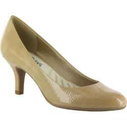 Women's Easy Street Passion Taupe Patent