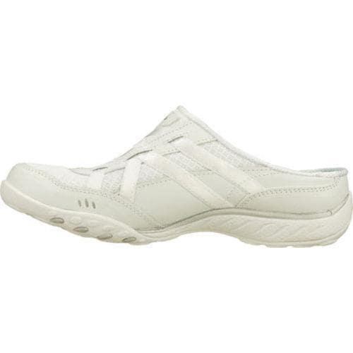 Women's Skechers Relaxed Fit Breathe Easy Go Getter White