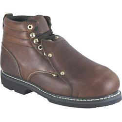 Men's Golden Retriever Footwear 08940 Brown Full Grain Leather