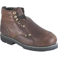 Men's Golden Retriever Footwear 08940 Brown Full Grain Leather