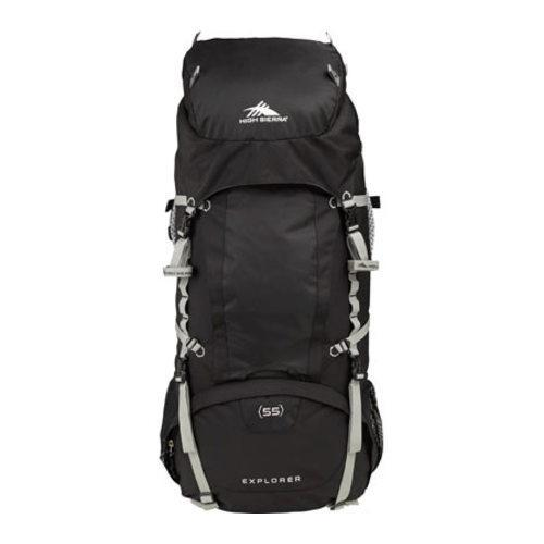 High Sierra Explorer 55 Black/Black/Silver