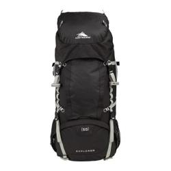 High Sierra Explorer 55 Black/Black/Silver