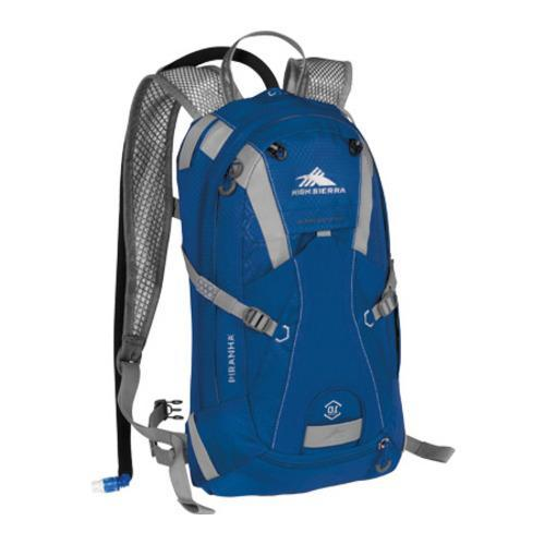 High Sierra Piranha 10L Royal Cobalt/Silver