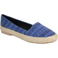 Women's Nomad Tribe Blue