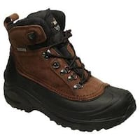 Men's Superior Boot Co. Bedford Brown Leather
