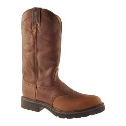 Men's Twisted X Boots MCW0004 Oiled Brown/Brown Leather