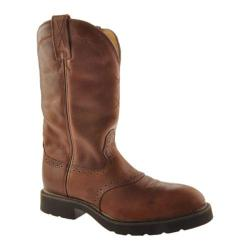 Men's Twisted X Boots MSC0004 Oiled Brown/Brown Leather