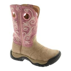 Women's Twisted X Boots WAB0006 Dusty Tan/Pink Leather