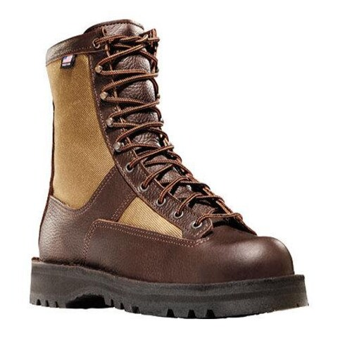 Men's Danner Sierra 200G Brown Leather/Cordura