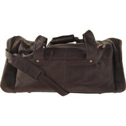 David King Leather 301 Classic Duffel Cafe